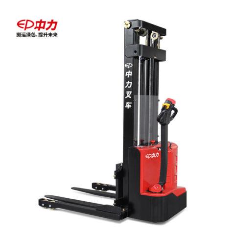中力 1.0/1.2吨电动堆高车(两级宽腿) ES10-22DM/ES12-25DM 中力钢铁侠