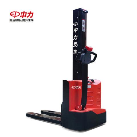 中力 1.0/1.2吨电动堆高车(单级窄腿) 中力钢铁侠 ES10-10MM/ES12-12MM