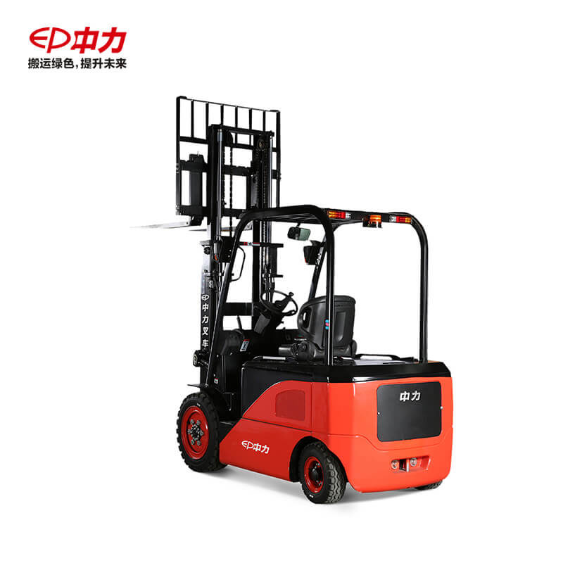 中力 3.0/3.5吨电动平衡重叉车(H代表为半交流) CPD30/35FT8(H)