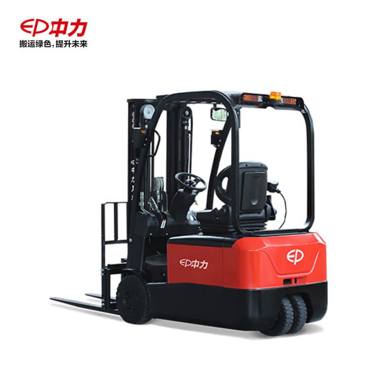 中力 1.5/1.8/2.0吨电磁阀平衡重叉车(三支点) CPD15/18/20TW8C