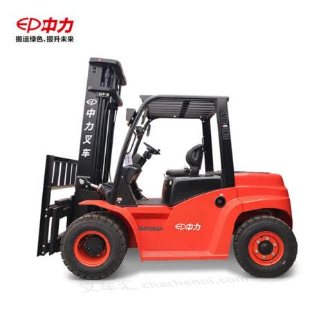 中力 5.0/6.0/7.0吨内燃叉车 CPCD50T8/CPCD60T8/CPCD70T8