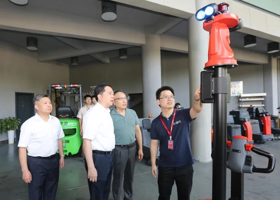 """020年中力成为第一批""""四星级绿色工厂""""企业"""""""